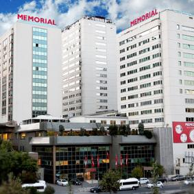 Network hospitals Memorial - Turkey