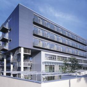 Carl Gustav Carus University Hospital  Dresden  - Germany
