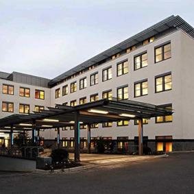 University clinic Essen - Germany