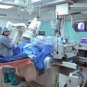 Center of Endosurgery and Lithotripsy - Russia