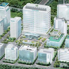 Medical center Gil, University of Gachon - South Korea