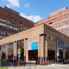 Traumatology, Orthopedics and Joint Pathology Clinic at I.M. Sechenov First Moscow State Medical University - Russia
