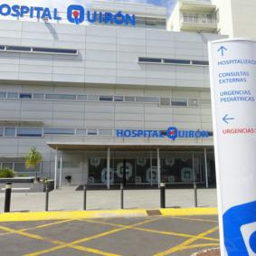 University hospital Quiron Madrid - Spain
