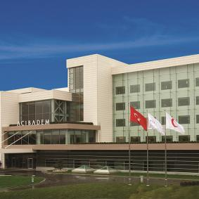 The network of hospitals Acibadem - Turkey