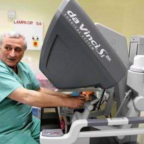 Center of robotic surgery - Poland