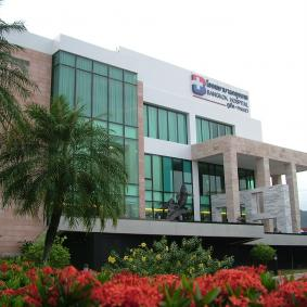 Bangkok hospital on Phuket - Thailand