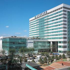 Medical center at Konkuk University - South Korea