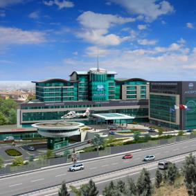 Medipol University Hospital - Turkey
