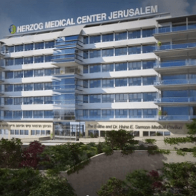 Herzog Medical Сenter - Israel