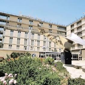 Medical center Shaare Zedek - Israel