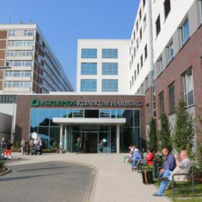A network of private clinics Asklepios - Germany