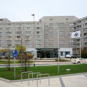 Alfried Krupp Hospital in Essen-Ruettenscheid  - Germany