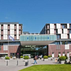University hospital Hamburg-Eppendorf - Germany