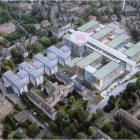 University hospital. of Giessen and Marburg - Germany