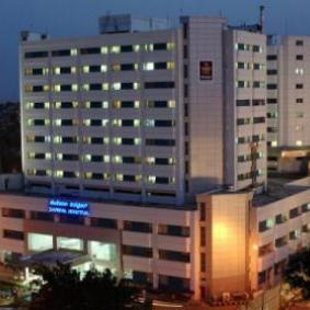 The network of clinics of Manipal (Manipal Hospitals) - India