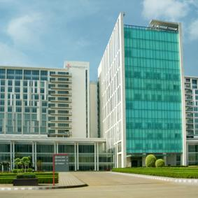The Institute of medicine Medanta  - India