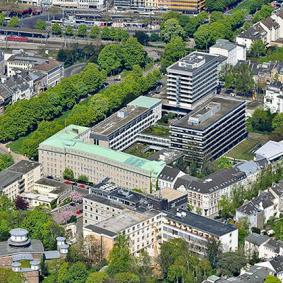 Clinic of traumatology orthopedics and sports medicine Bonn - Germany