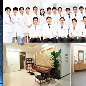 Clinic of plastic surgery, Boobage - South Korea