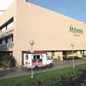 Clinic Fortis Of Mulund - India