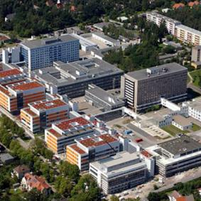 University clinic Halle (Saale) - Germany