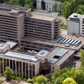 Solingen, academic hospital of the University of Cologne - Germany