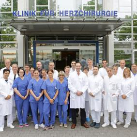 Clinic of cardiac surgery Karlsruhe - Germany