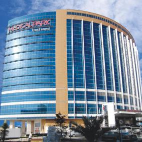 Network of Medical Park hospitals - Turkey