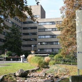 Hospital Porz am Rhein, University of Cologne - Germany